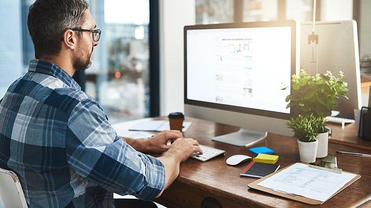How to refinance online