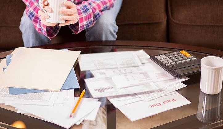 Signs you may have a debt problem