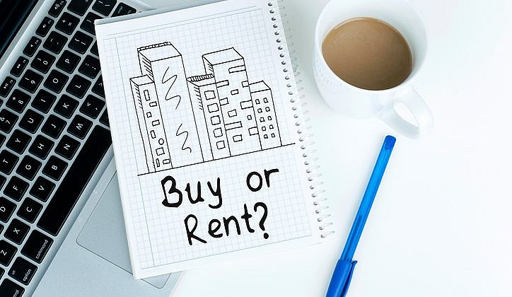 Renting vs. buying, what should you choose?