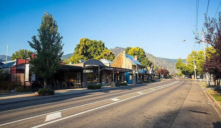 Regional Australia's housing on the grow