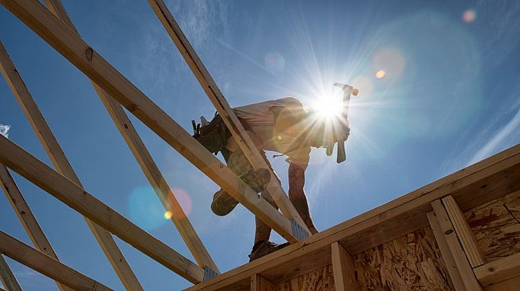 Bricks and boards - Construction loans solve housing shortage