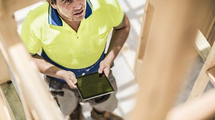 Home building activity suffers big slump