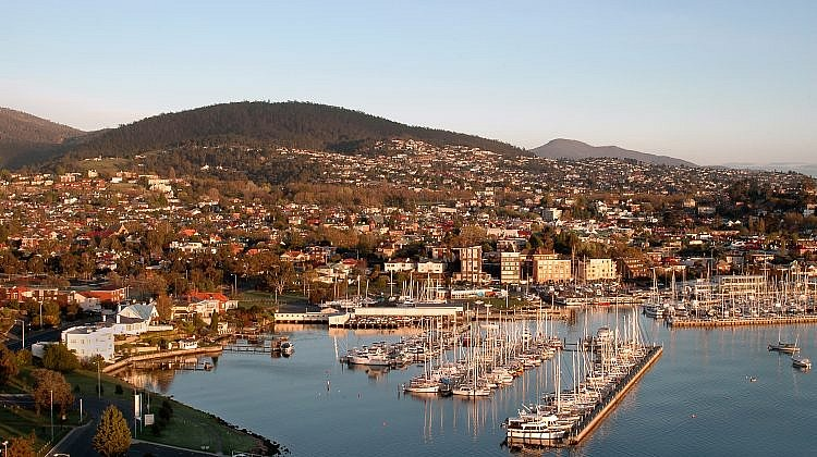 Hobart outpaces Sydney and Melbourne