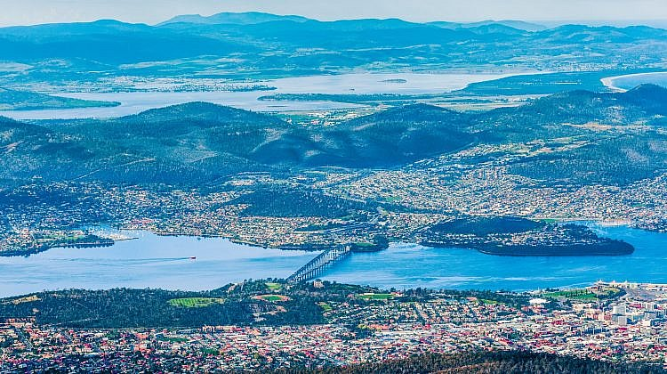 Vacancy rates fall to just 0.5% in Hobart