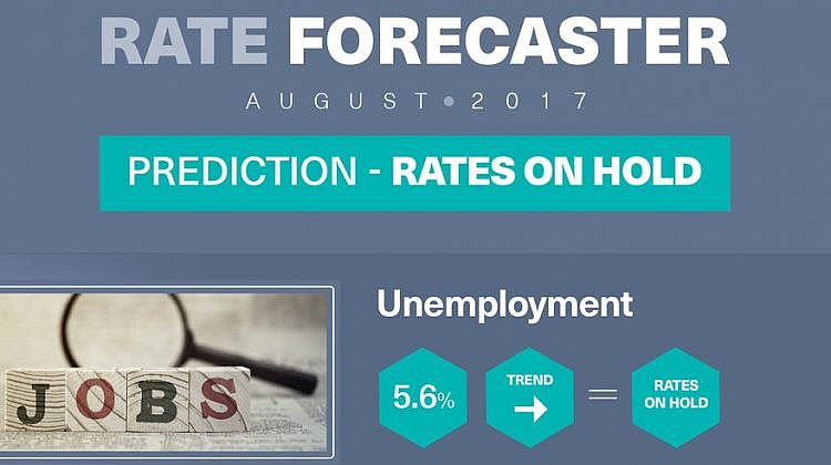 RBA predicted to leave rates on hold