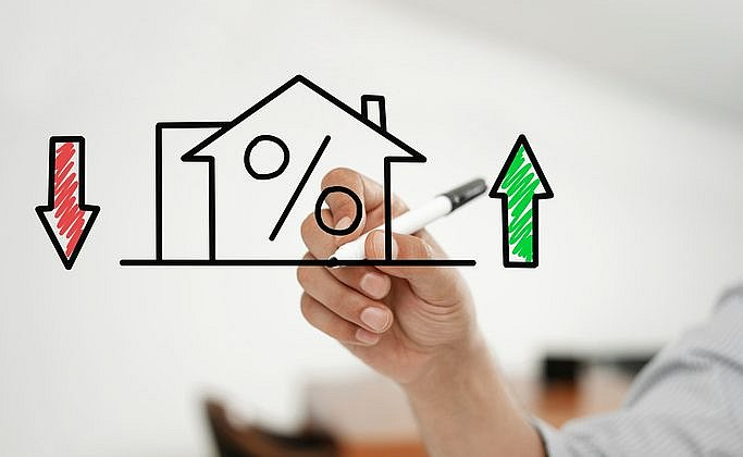 Mortgages got dearer throughout 2017
