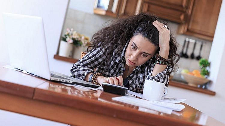 What is mortgage stress?