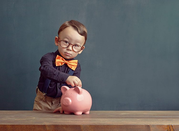 5 tricks to teach your child great money habits