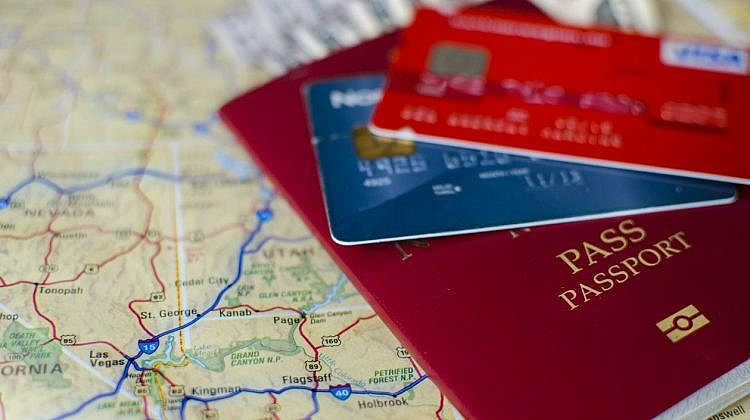 Five money tips for travelling overseas