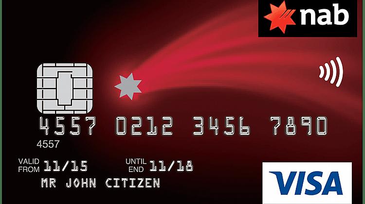 NAB unveils new Platinum Visa Debit Card