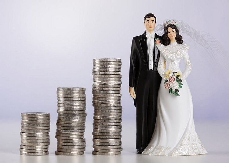 How to save for your wedding