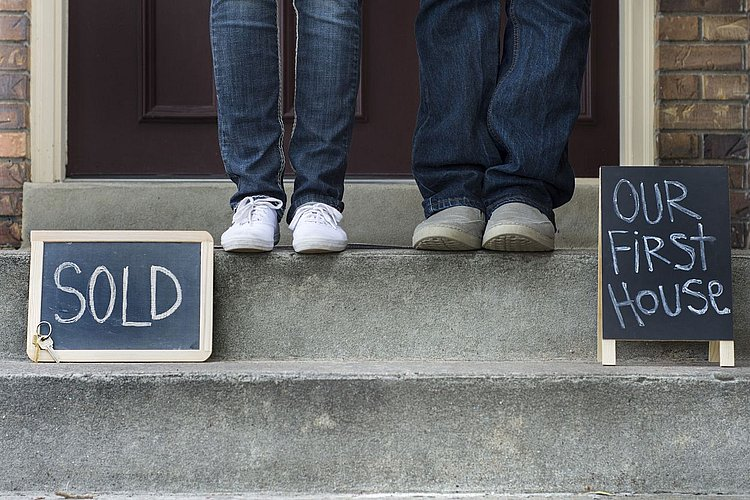 First home buyers taking the place of property investors
