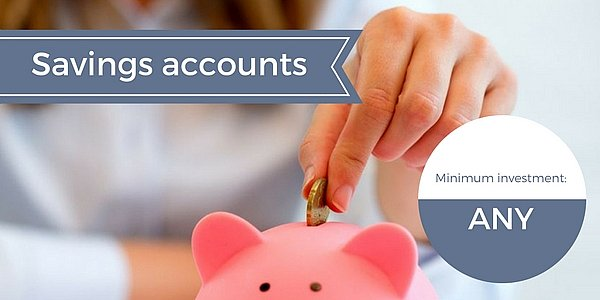 Savings accounts (2)