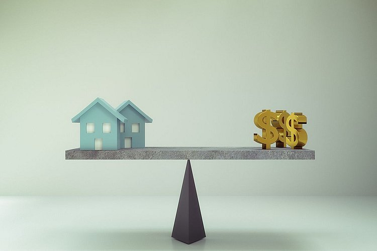 Average home loan rates and fees fall in April