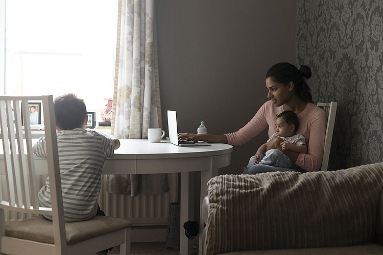 More mums working and studying to stay out of financial stress