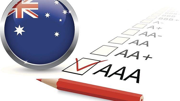 Australia praised for its strong economy