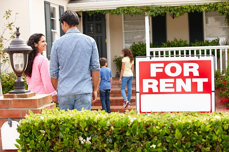 Rents rising, more slowly than last year