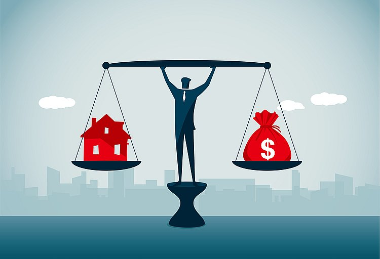 Housing values fell last financial year - what happened?