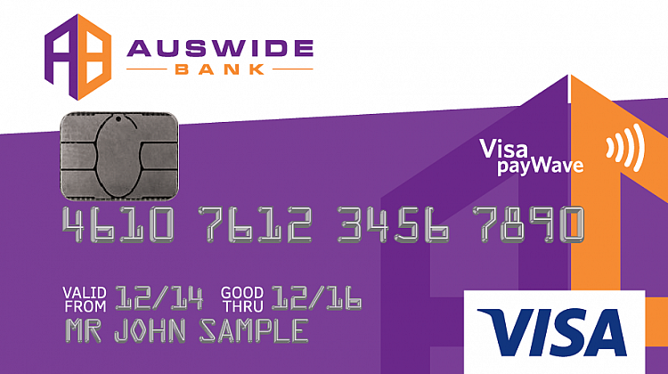 New Auswide credit card provides interest rate certainty