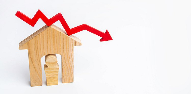 Investor mortgage demand falls as housing returns decline