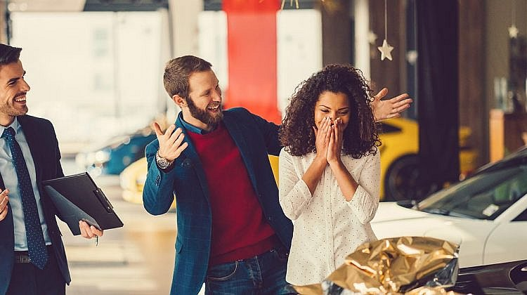 5 reasons why you should buy a car in December