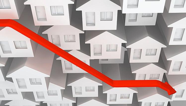 Weakest housing market in a decade