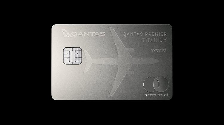 Qantas unveils credit card for high-income Australians
