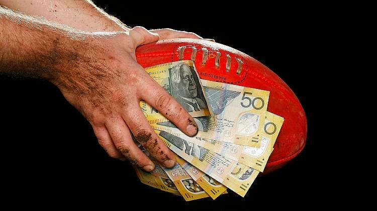Footy means big marks, big goals – and big business