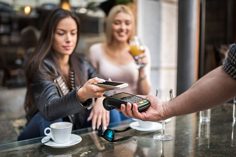 Are we looking at a cashless future?