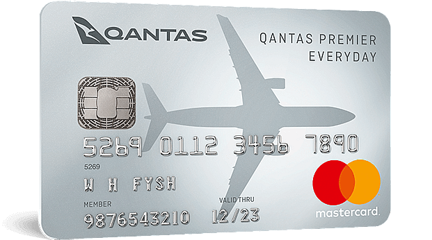 Credit card providers rewarding shoppers with Qantas points
