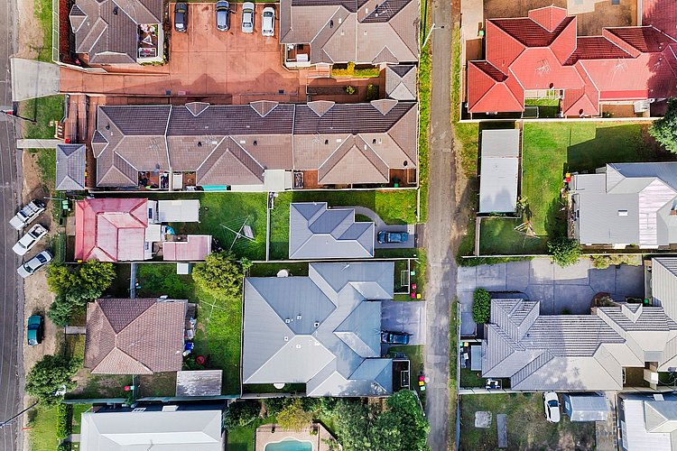 When are Australia's property prices expected to go up?