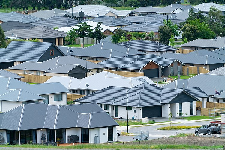 Australian home prices fall two months in a row