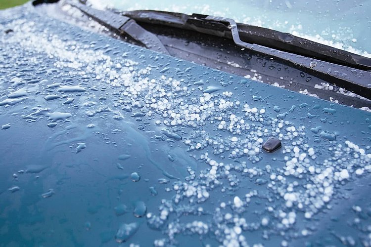 Does car insurance cover hail storm damage?